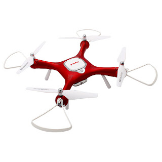 Spesifikasi Drone Syma X25W - OmahDrones