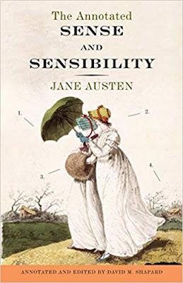 annotated sense and sensibilty cover edited by david m shapard