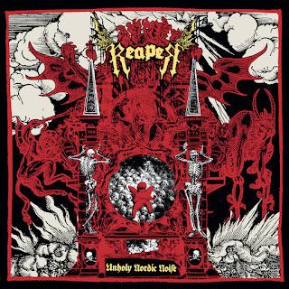 "Reaper - ""Unholy Nordic Noise"" - 2020,"
