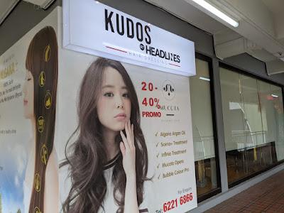 Kudos by headline hairdressing