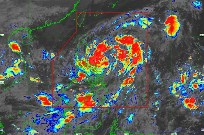 23 areas under Signal No. 1 as Pepito threatens to intensify into tropical storm