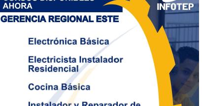 Ofertas De Cursos De Infotep Para La Region Este Ayuda Empleos Rd Empleos En Republica Dominicana