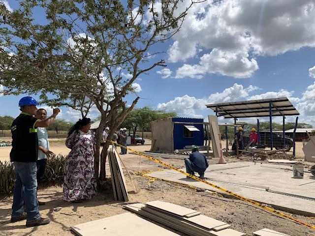"""SENA: """"Jóvenes aprendices construyen aula que funcionará con paneles solares"""""""