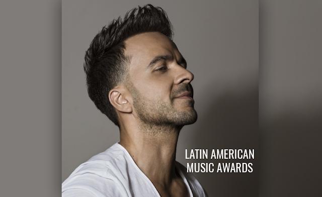 [NEWS] Nominacje Luisa do Latin American Music Awards 2018!