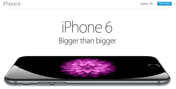 Presentacion oficial iPhone 6 y iPhone 6 Plus