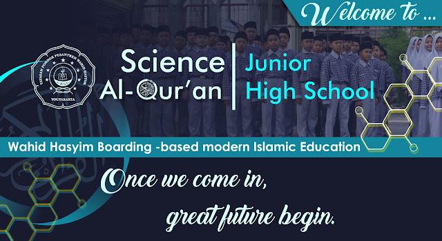 PPDB SMP Sains Al-Qur'an 2019-2020