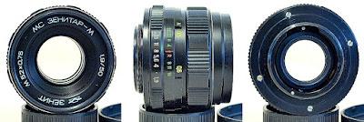MC Zenitar-M lens 50mm F1.9 (M42 mount) #303