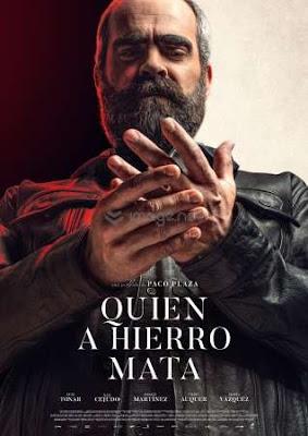 CINE | ´Quien a hierro mata´ de Paco Plaza. El poder de la venganza.