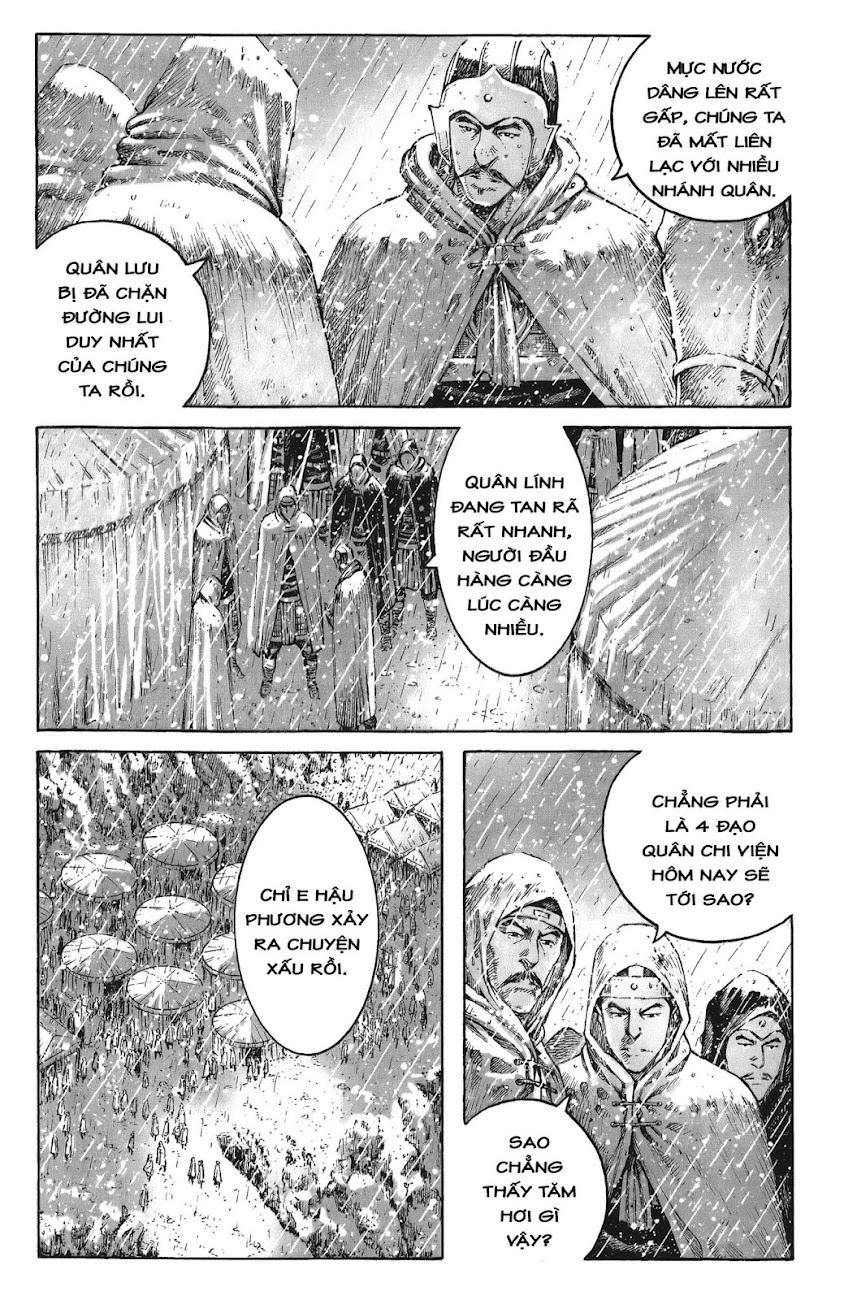 Hỏa phụng liêu nguyên Chương 437: Thần nhân sơ chiến [Remake] trang 5
