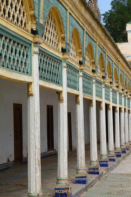 قصر الباهية مراكش