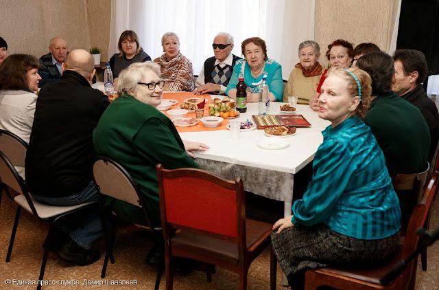 В посёлке интеллигенции Абрамцево помнят свои традиции