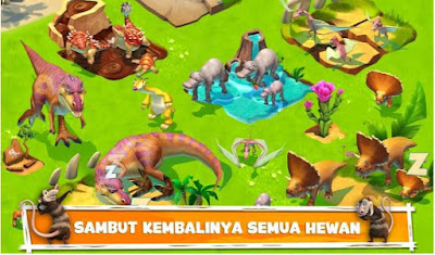 Download Gratis Ice Age Adventures v1.9.2d MOD Apk + Data | akozo