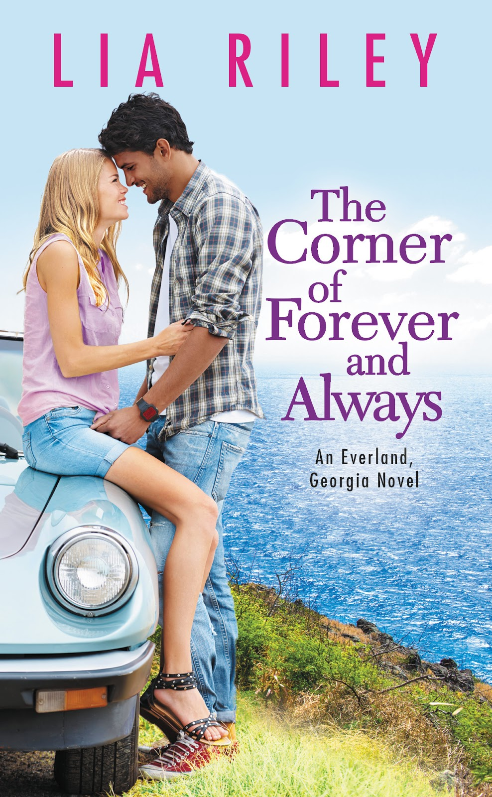 The Corner of Forever and Always + Giveaway