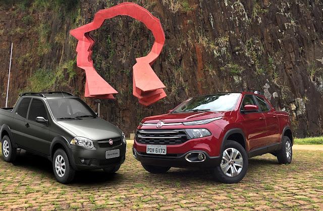 Fiat Toro: mais de 10 mil unidades vendidas
