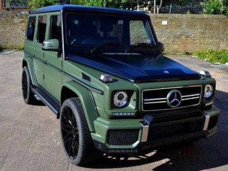 Jeep hijau army
