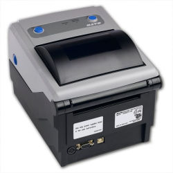 SATO CG408TT DIRECT THERMAL & THERMAL TRANSFER LABEL ( BARCODE ) PRINTER