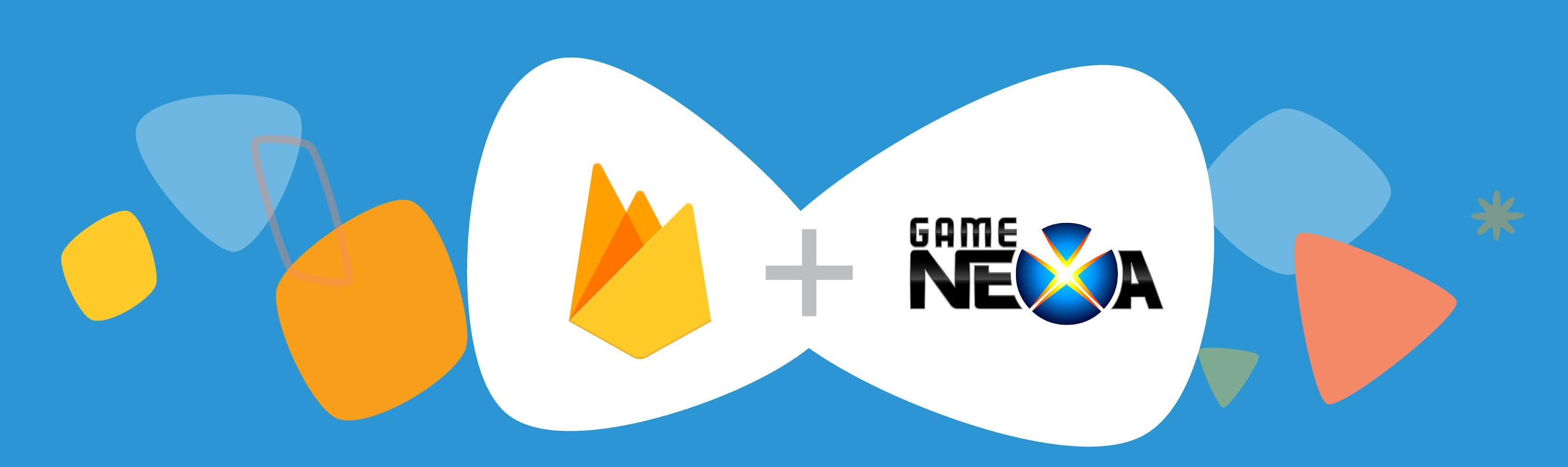 Firebase GameNexa logos