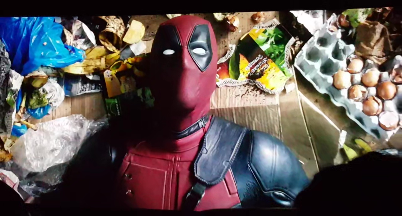 Torrent For Deadpool 2016 Full Movie Download 300MB In Hindi 720P Full small Size PC Movie