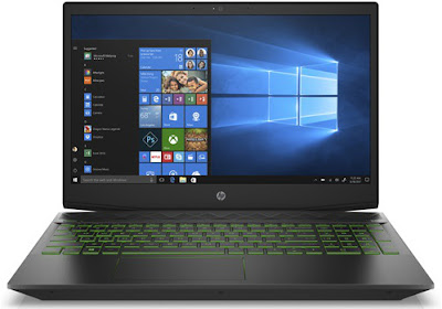 HP Gaming Pavilion 15-cx0002ns