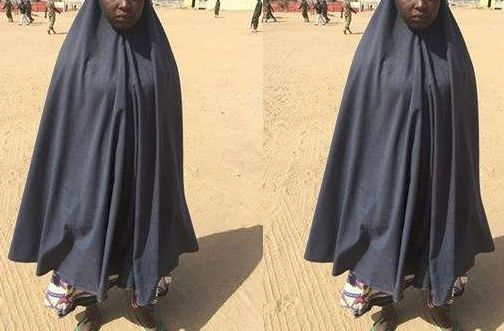 Female suicide bomber disobeys Shekau, opens up to Army