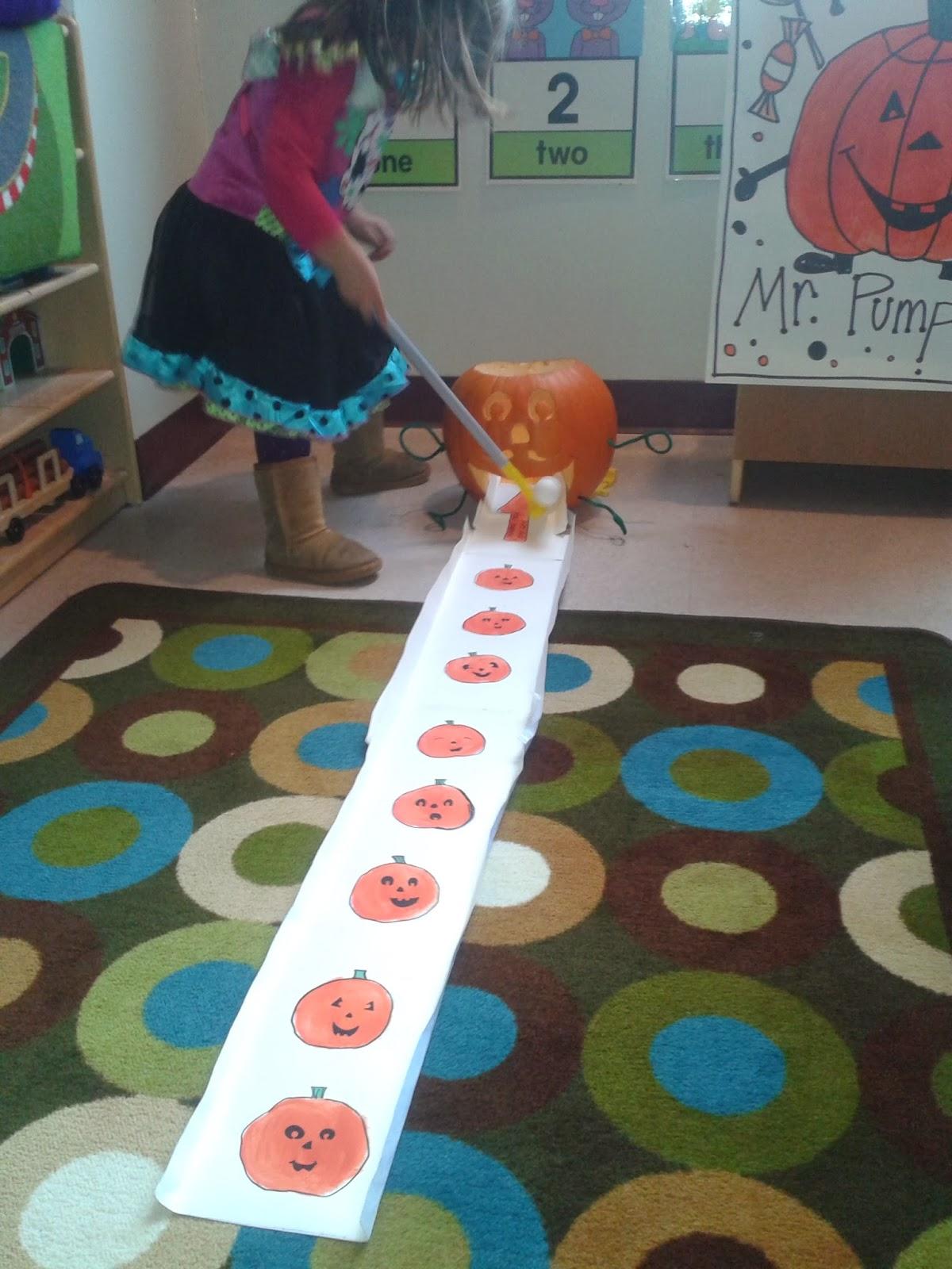 Kinder Garden: Teach Easy Resources: Halloween Party Ideas For Preschool