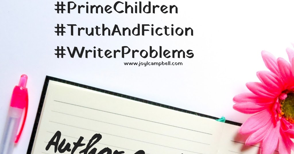 J L  Campbell: Author Confession - Prime Children