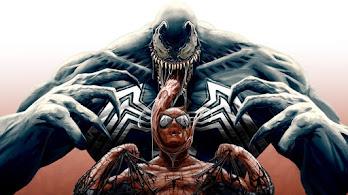 Venom, Spider-Man, Marvel, Comics, 4K, #4.2942
