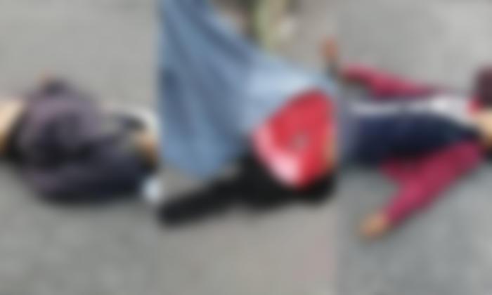 Delincuentes muertos; Así dejo policía de la CDMX a tres amantes de lo ajeno cuando trataron robar a pasajeros de una combi en la Venustiano Carranza