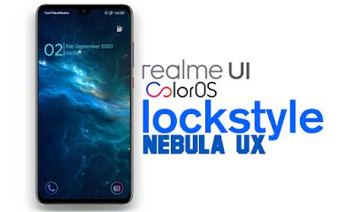 lockscreen-theme-nebula-ux-oppo-realme