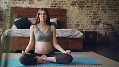 Tips to do Lotus Pose (Padmasana) during pregnancy
