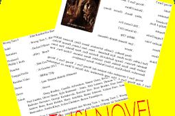 12 Contoh Resensi Novel Beserta Unsur Unsurnya