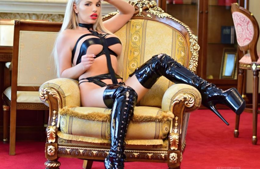 JulietteMcQueen Model GlamourCams