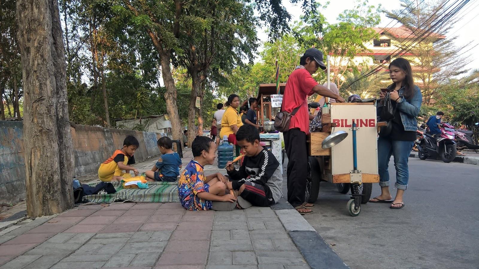 Pedagang Kaki Lima