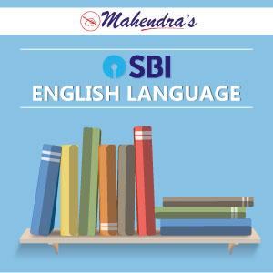 English Language Quiz For SBI PO | 12 - 06 - 19