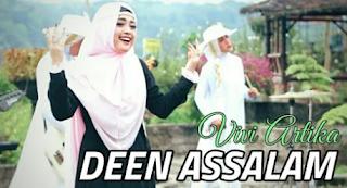 Download Lagu Vivi Artika Deen Assalam Mp3 Dangdut Koplo Religi Terbaru 2018,Vivi Artika, Lagu Religi, Dangdut Koplo, 2018