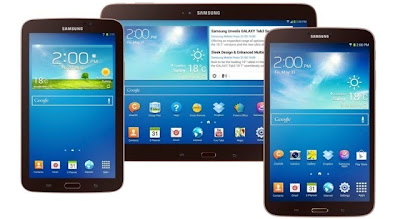 Galaxy Tab Trio