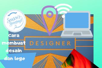 Cara membuat desain logo mudah dan cepat secara online