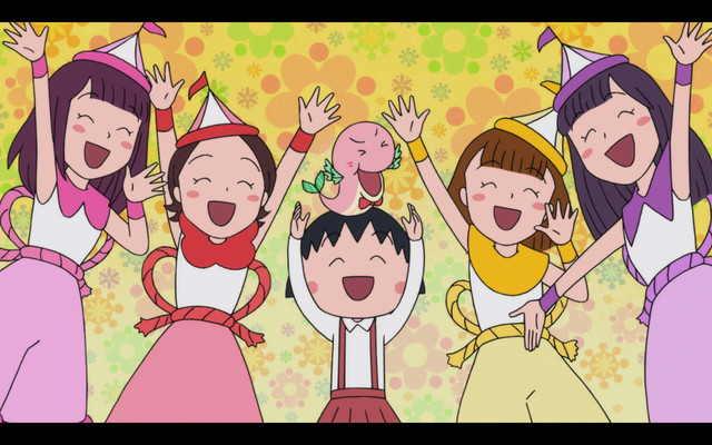 Opening Terbaru Chibi Maruko-chan Oleh Momoiro Clover Z