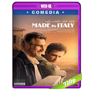 Made in Italy (2020)  WEB-DL 720p Audio Ingles Subt.