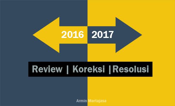 Review Koreksi Resolusi Tahun Baru