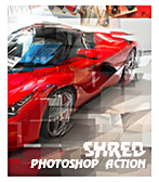 \ shre - Concept Mix Photoshop Action