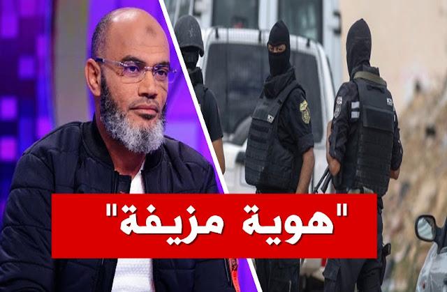 إيقاف الشيخ محمد الهنتاتي Arrest Sheikh Hentati
