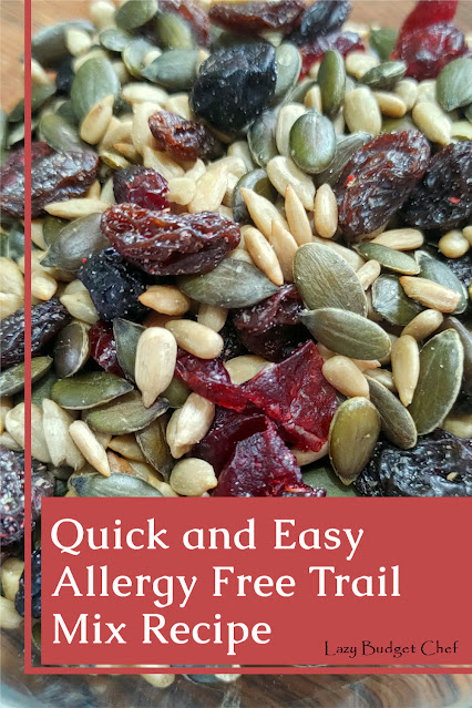 how to make healthy trail mix recipe