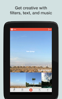 Download Flipagram Android - Aplikasi membuat Video dari Foto