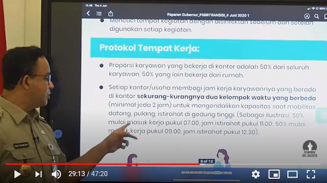 [LIVE] Konferensi Pers - Status Pembatasan Sosial Berskala Besar (PSBB) DKI Jakarta