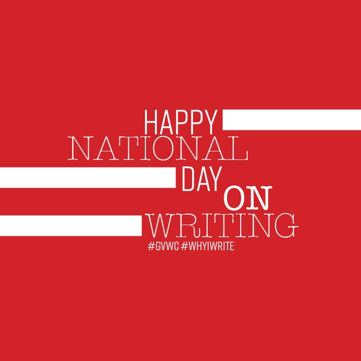 National Day on Writing Wishes for Instagram