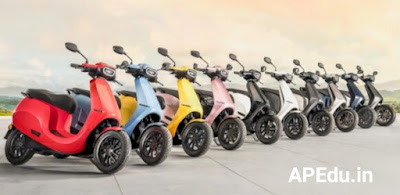 Ola Electric: Scooter Sales Started.Details Here