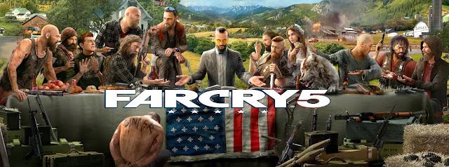 Far Cry 5 bannière
