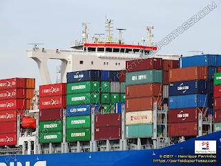 COSCO Shipping Thames
