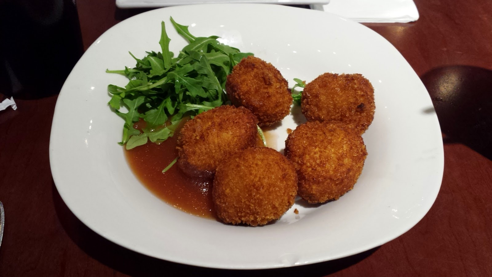 Philly Food Blog: Molly Malloy's Butternut Squash Croquettes